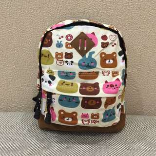 Kids Toddler Child Animal Backpack
