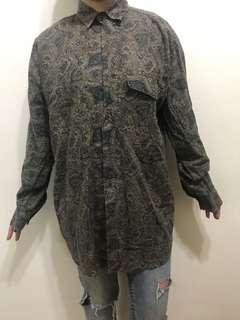 古著 復古 vintage 長袖襯衫
