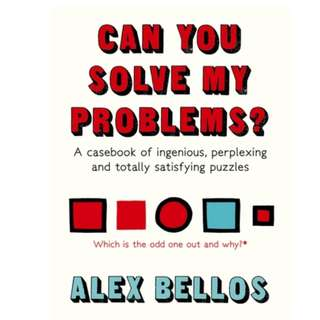 Ebook- Can You Solve My Problems?: A Casebook of Ingenious, Perplexing and Totally Satisfying Puzzles
