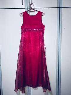 Red Dress (Marks and Spencer)