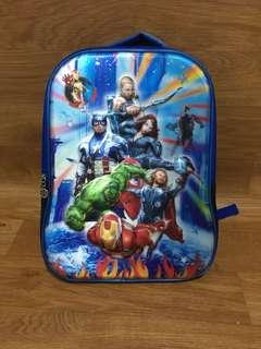 tas gemblok anak / backpack anak avenger (besar)