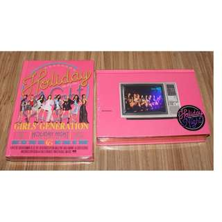 ON HAND SEALED ALBUM SNSD HOLIDAY VERSION