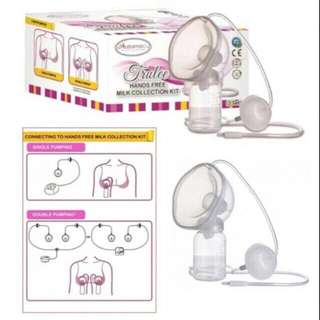 TRULEE HANDS FREE MILK COLLECTION KIT