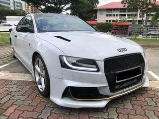 Audi A5 3.2cc Sline Quatro