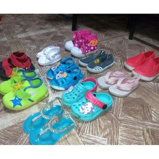 Take All 10pairs of Shoes & Sandals
