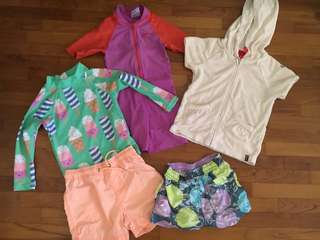 Toddler Swimming costumes