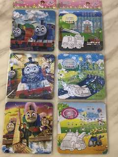 Thomas puzzle- goodies bag, goody bag gift, goodie bag packages