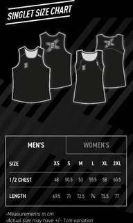 2XU Run Running Singlet