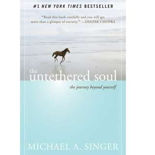 Ebook- The Untethered Soul: The Journey Beyond Yourself