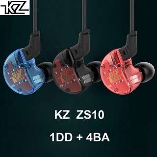 KZ Zs10 with MIC