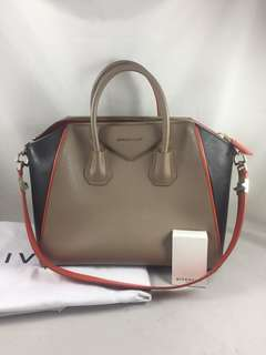Givenchy Antigone medium tricolor GHW