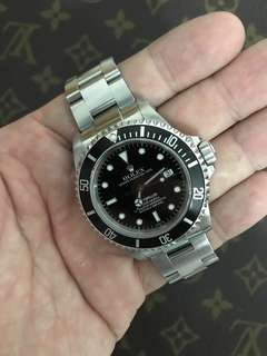 Rolex 16600 SeaDweller A Series
