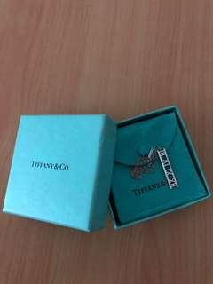 Tiffany 白金頸鏈