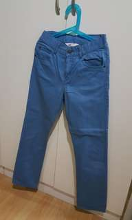 H&M Boy's colored jeans