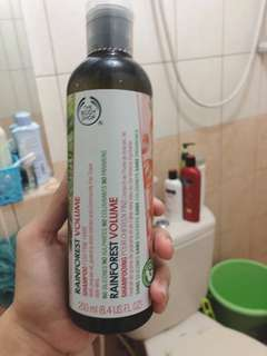 The Body Shop Rainforest Volume Shampoo