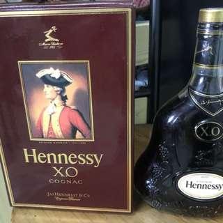 Hennessy XO (珍藏20年)全新無開蓋