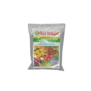 SERBAJADI PLANT FOOD PURE ORGANIC 18 FERTILISER (1KG)
