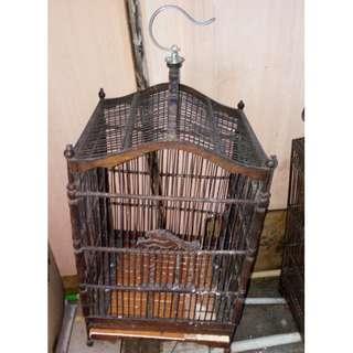 Kandang Burung antik #AFBakrie