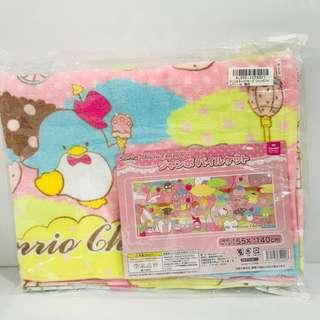 Sanrio character bath towel
