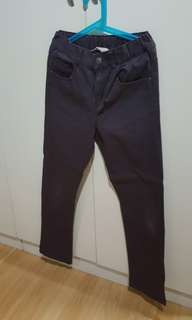 H&M colored jeans