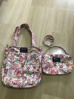 EUC Jujube DSS Be light and Be Quick with long strap *Bundle*