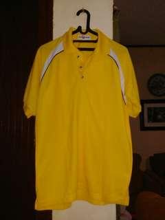 Baju kuning XL