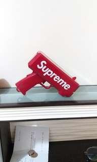 supreme money spray gun with supreme cash