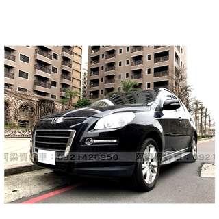 2011年-納智捷-SUV(嚴凱泰的驕傲.安全都顧到)『輕鬆低月付』怎麼輕鬆貸.讓我來幫你!