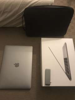 MacBook Pro 2016 TouchBar 500GB