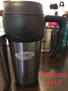 Thermos jug mug , flask