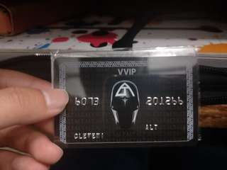 ALT vvip 黑卡
