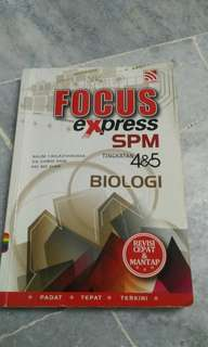 biologi focus express f4&5