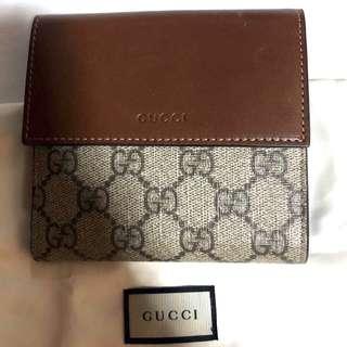 Gucci Wallet 銀包