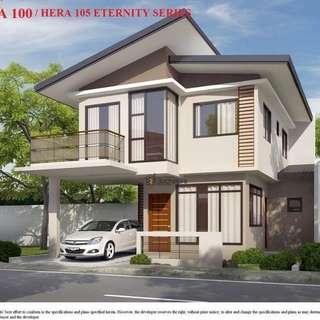 SINGLE DETACHED HOUSE AND LOT IN TALISAY CEBU NEAR SRP! ALL IN FEES!