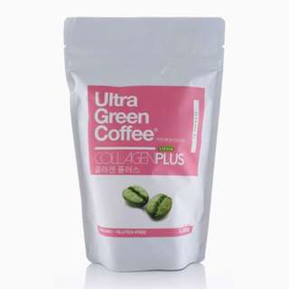 Ultra Green Coffee® CollagenPlus