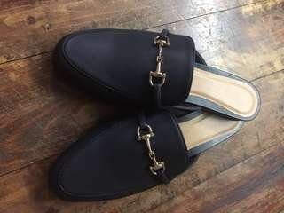 Marikina made mules shoes