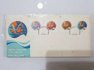 FDC ASEAN 1983 submarine cable network
