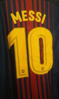 Messi Fc barcelona 17/18
