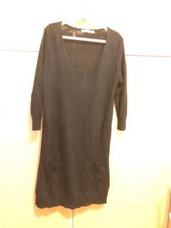 New Look - Black one piece (黑色連身裙)