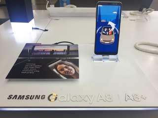 Cashback 500 for samsung galaxy A8 cicilan tanpa CC 3 menit