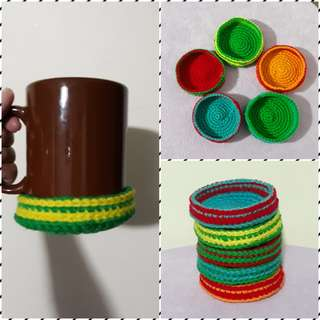 Crochet Makkozi 2-Tone