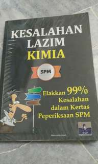 KIMIA SPM