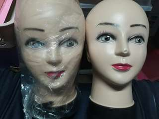 Mannequin- Head only