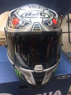 HJC Monster Energy