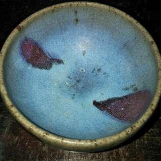 北宋钧窑小碗(美丽的小岛)86218574
