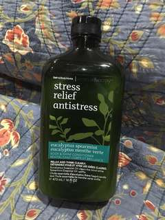 Stress relief conditioner 80% full