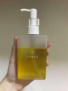 Three潔膚油