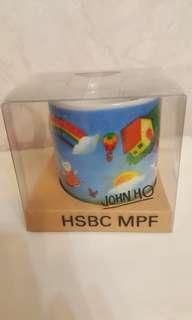 滙豐 HSBC MPF CUP 水杯