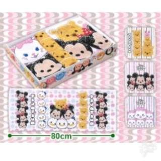 Disney Tsum Tsum 4pc premium towel gift box