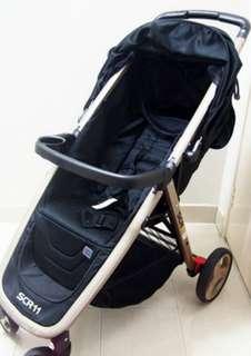 Baby Stroller SCR11